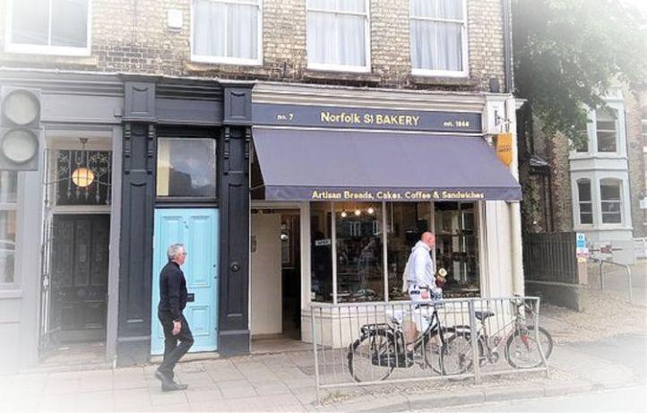 Cambridge Bakery