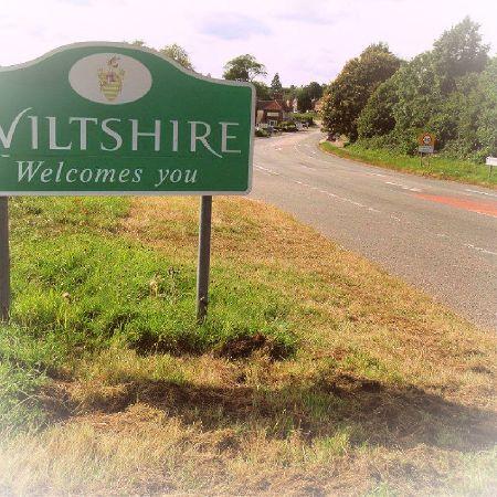 Wiltshire sign